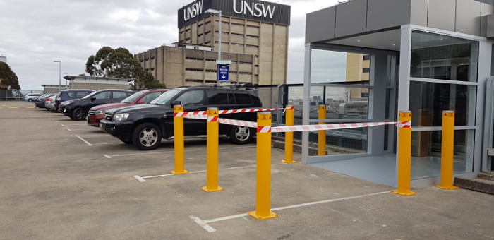UNSW get a high level of protection